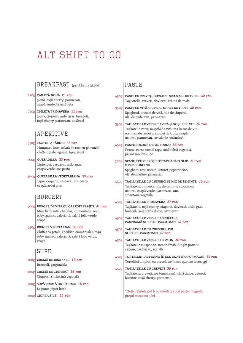 Alt Shift to Go